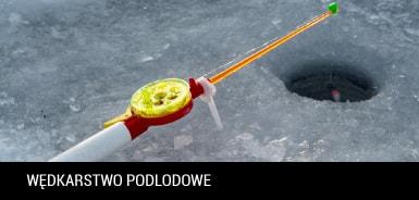 Wêdkarstwo podlodowe, ³owienie pod lodem, wêdkarstwo podlodowe porady   porady, metody - wedkuje.pl