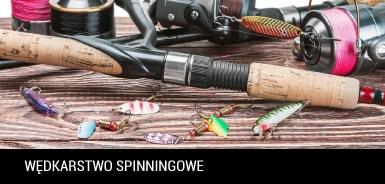 Wêdkarstwo spinningowe, Metoda spinningowa    porady, metoda - wedkuje.pl