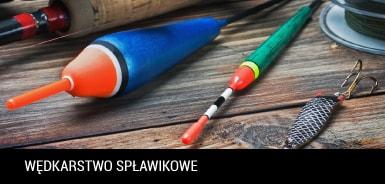 Wêdkarstwo sp³awikowe, Metoda sp³awikowa | porady, metoda - wedkuje.pl