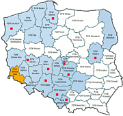 Porozumienia: Okrêg PZW Jelenia Góra