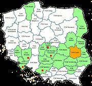 Porozumienia: Okr�g PZW Lublin