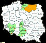 Porozumienia: Okrêg PZW Olsztyn