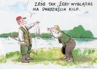Humor w�dkarski forum, �arty o rybach, dowcipy o rybakach