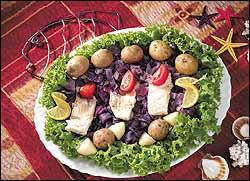 Lin przepisy kulinarne, potrawy z lina, jak przyrz�dzi� lina