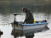 £odzie wêdkarskie, ³odzie wios³owe, motorowe kabinowe na ryby