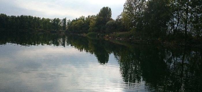 Jezioro Czarna Woda