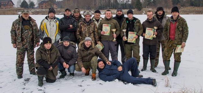 Mistrzostwa Ko�a 2016 w w�dkarstwie podlodowym za nami.