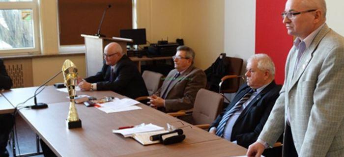 Walne zebranie PZW nr 12 Brzeziny