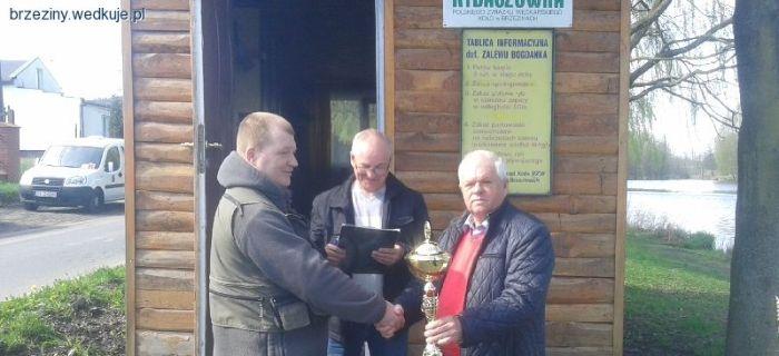 Zawody Sp³awikowe o Puchar Prezesa