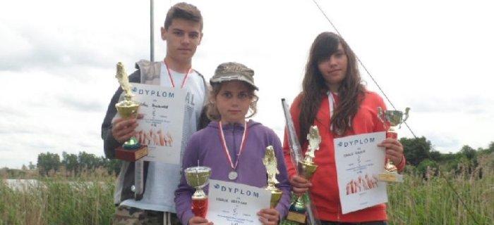 Sp³awikowe Mistrzostwa Okrêgu Dzieci i M³odzie¿y 2017.r