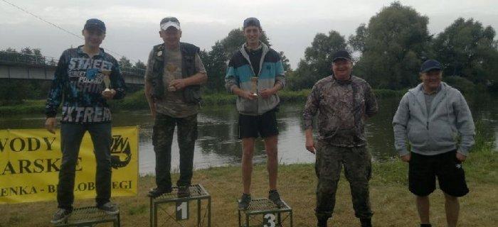Mistrzostwa Ko³a Syrenka Bia³obrzegi- II tura ligi spinningowej 2017
