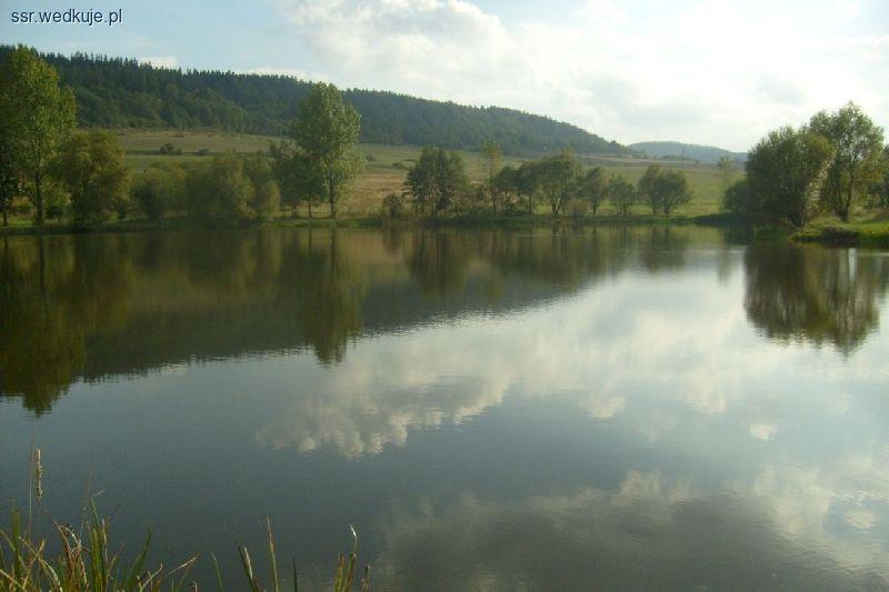 Zbiornik wodny Wysoka
