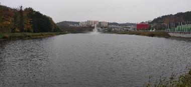 Zbiornik retencyjny Srebrniki