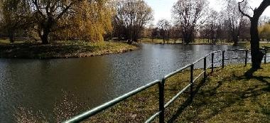 Zbiornik retencyjny Ch³opska - Gdañsk