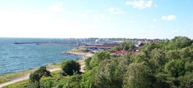 Port rybacki Hel
