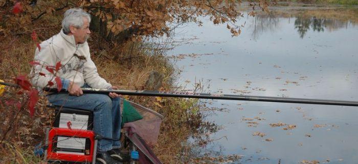 Jesie� – najlepszy czas na �owienie w rzekach