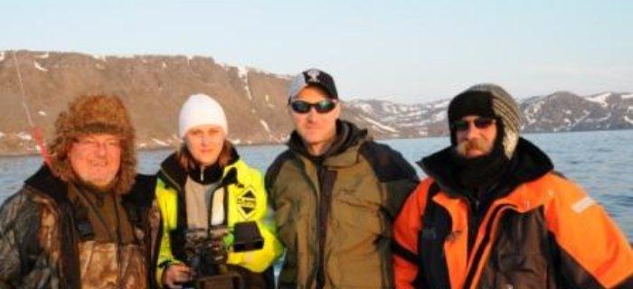 W�dkarstwo w Norwegii - norweskie w�dkowanie Taaakiej Ryby