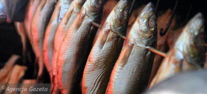 Ryby wêdzone