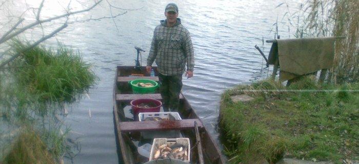 Zarybiamy Jezioro Piwoniñskie