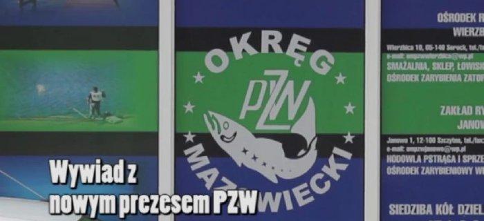Wywiad z nowym prezesem PZW