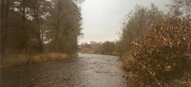 Rzeka Bia³a L±decka
