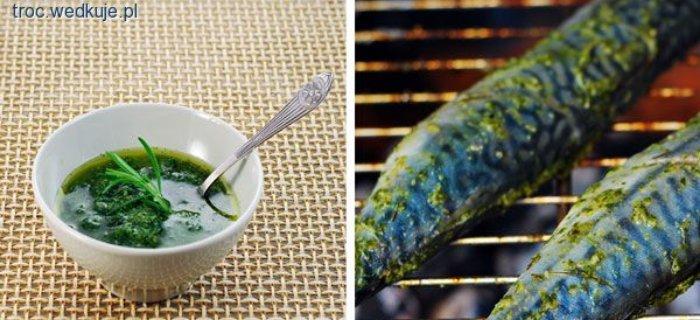 Przepisy kulinarne szczupak z grilla