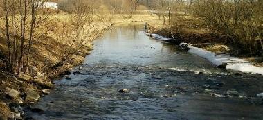 Rzeka Pi³awa (Pi³awka)