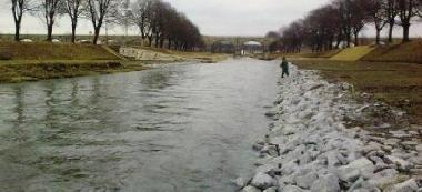Rzeka Nysa £u¿ycka odcinek od styku 3 granic Porajów do Ko¼lic
