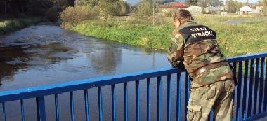 Rzeka Bóbr Kamienna Góra-Ciechanowice