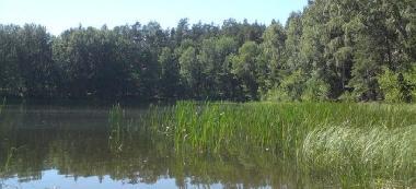 Jezioro Piaseczno - Kujawsko Pomorskie