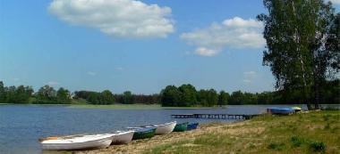 Jezioro Boksze na Suwalszczy¼nie