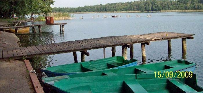Jezioro Liny Du¿e - gmina Kargowa