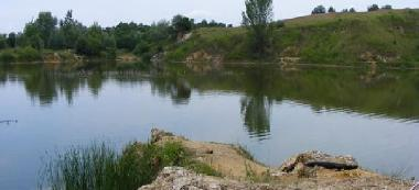 Zbiornik Karwów - ³owisko Karwów