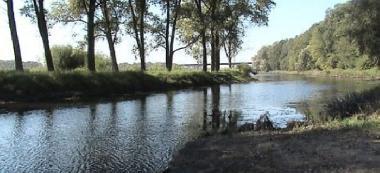 Rzeka Obrzyca