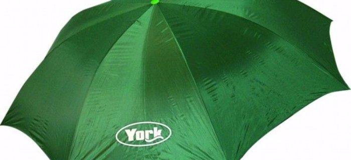 Test parasola do stanowiska YORK - sprzet do testowania dla VIP