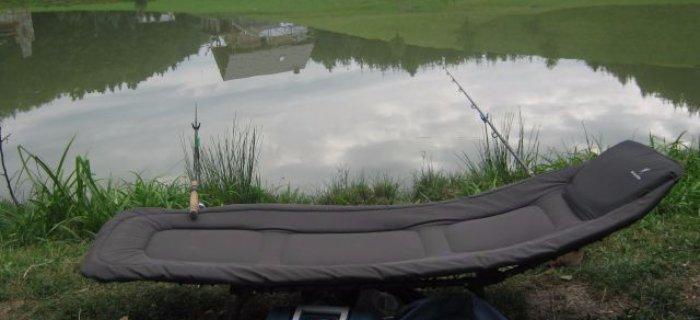 Test ³ó¿ka karpiowego X2 Eco Bedchair revolution