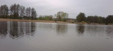 Jezioro Lubrza