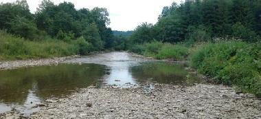 Rzeka Os³awa - Darów