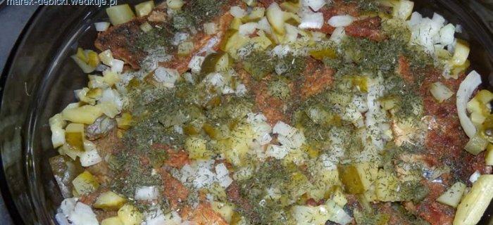 Ryba w s�odko kwa�nym sosie pomidorowym