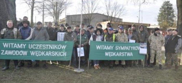 Reedycja Mistrzostw Powiatu W Po³owie Troci i £ososia Ina 2014