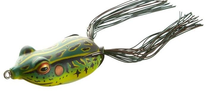 D-Frog ¯aba - przynêta spinningowa firmy Daiwa