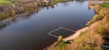 Jezioro ¦redzkie-zbiornik zaporowy