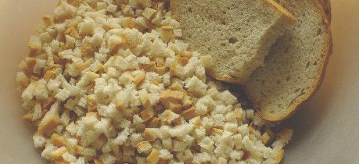 Przyn�ta ciasto i chleb - spos�b dziadka