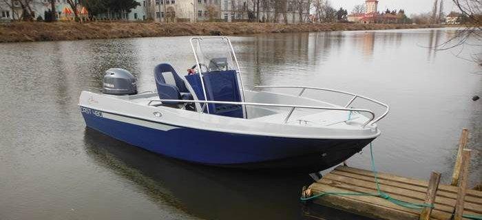 W�dkarska ��d� motorowa ATANA – CAST 480