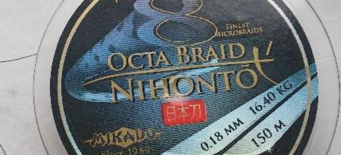 Mikado Nihonto Octa Braid