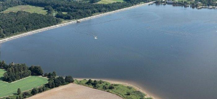 Jezioro Dobro Klasztorne - �owisko Dobro