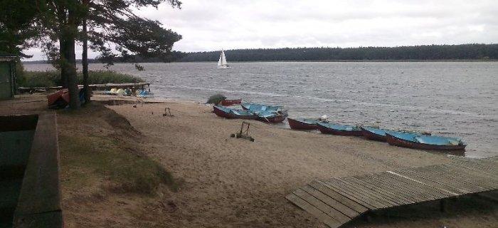 Jezioro Ro¶ - trzydniowe wêdkowanie