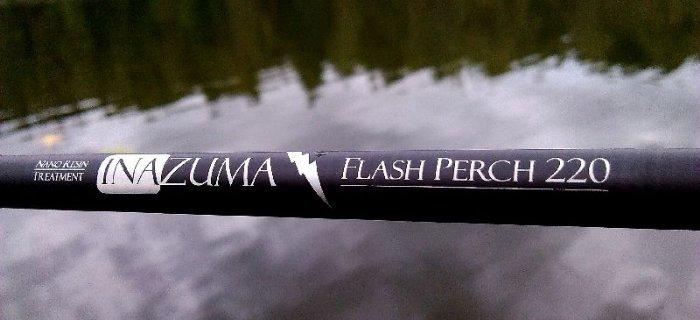 Mikado Inazuma Flash Perch 220cm 3-18g