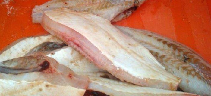 Filet z fl�dry - przygotowanie