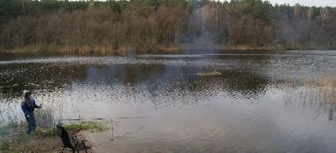 Jezioro Racze